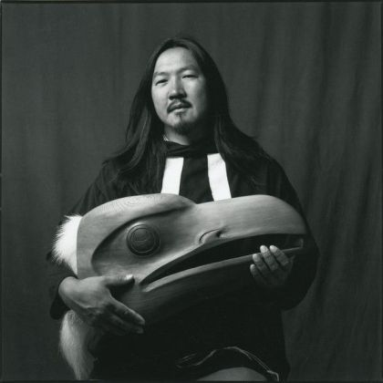 <strong>2001, Raven Headdress, private collection (photo by Michael Jones)</strong>