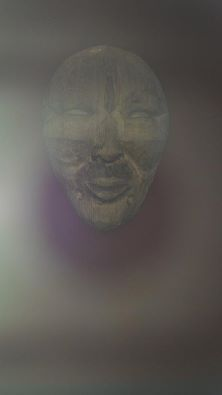 <strong>2014, Moonmask  (private collection)</strong>