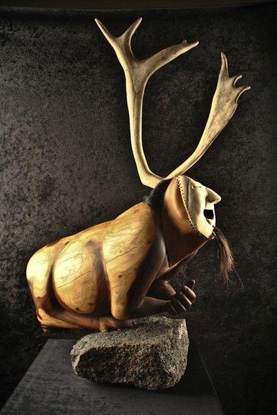 <strong>2008, Caribou Transformation, Anchorage Museum, Alaska</strong>