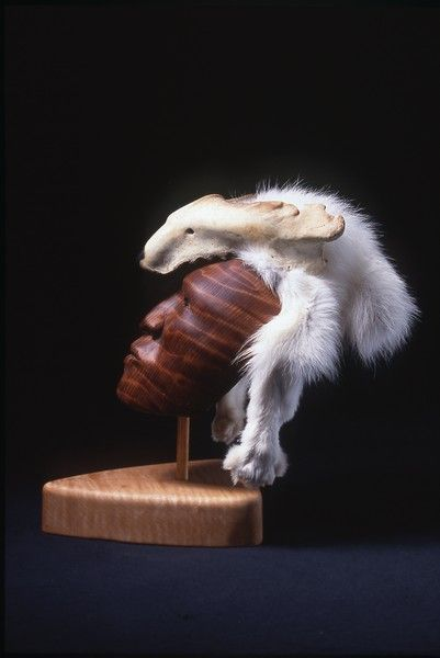 <strong>2000, Honouring the Nanuq, private collection (photo by Michael Jones)</strong>