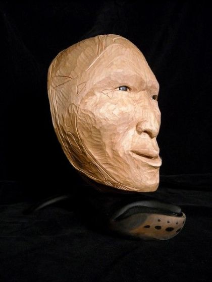 <strong>2008, Isuk, Alaska Native Art Foundation, Anchorage</strong><br><p>2008, Isuk<br />private collection</p>