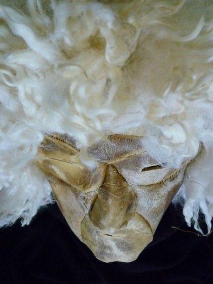 <strong>2011, ugruk skin mask</strong>