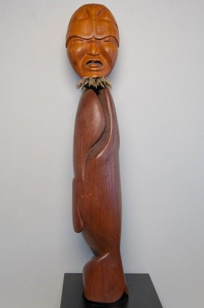 <strong>2007, First Breath, collaboration with Natalie Jensen,  Alaska Native Art Foundation, Anchorage (photo by Tim Rice)</strong>